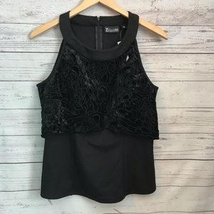 New York & Company NWT Size Small Black Top